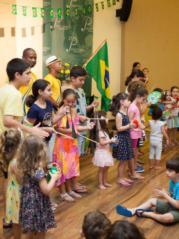 מופע החוויה הברזילאית לכל המשפחה (2)