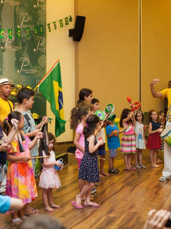 מופע החוויה הברזילאית לכל המשפחה (3)