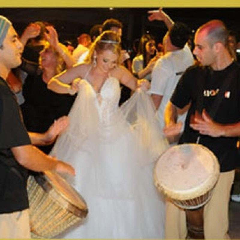 מעגל מתופפים לחתונה 5
